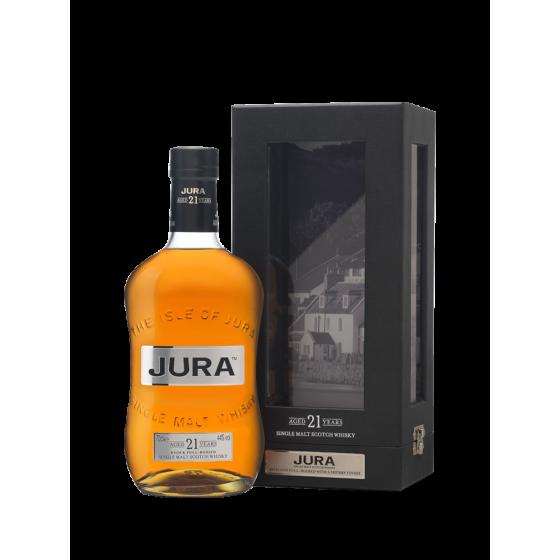 Whisky ISLE OF JURA  21 ans