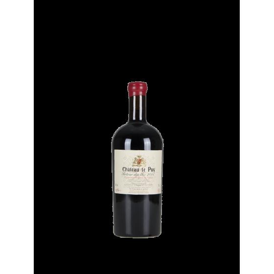"""Château Le Puy """"Retour des îles"""" Rouge 2014"""