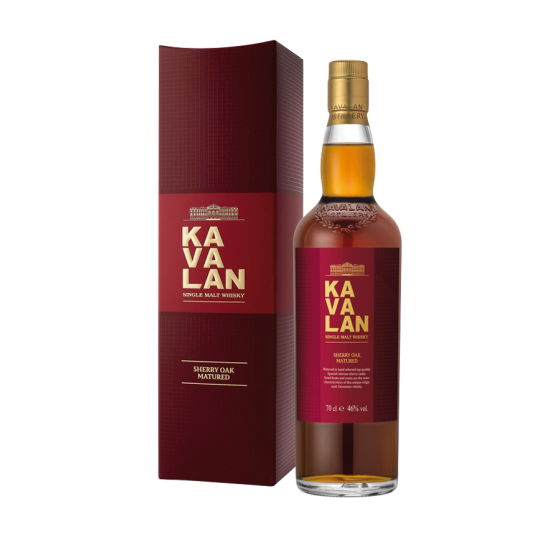 "Whisky Kavalan ""Ex-Sherry Oak"""