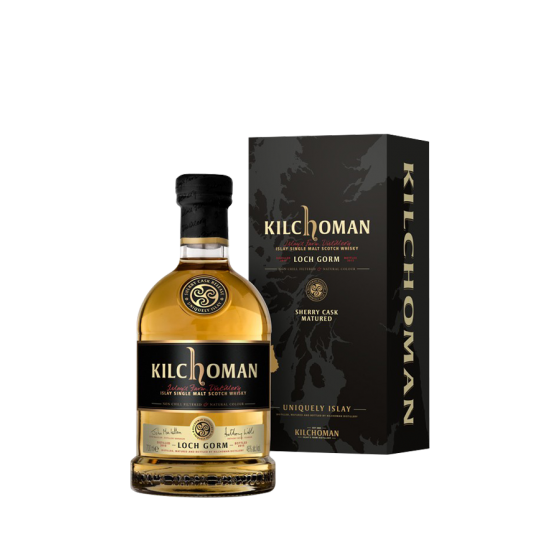 "Whisky Kilchoman ""Loch Gorm"""