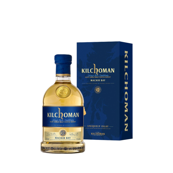 "Whisky Kilchoman ""Machir Bay"""