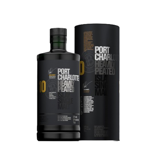 Whisky BRUICHLADDICH Port Charlotte 10ans