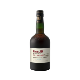 "Rhum JM  ""Multimillesime 2002-2007-2009"""