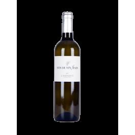 """Luc Lapeyre """"Avis de vin frais"""" Blanc Sec 2019"""
