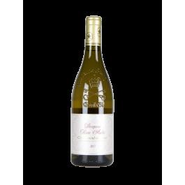 """Domaine Pierre André """"Châteauneuf du Pape"""" blanc Sec 2017"""