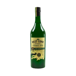 Whiskey West CORK Glengarriff Series Peat Charred Cask