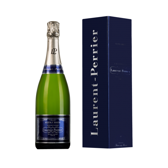 "Laurent Perrier Champagne ""Ultra Brut"""
