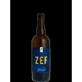 Bière Zef Blanche 75 cl