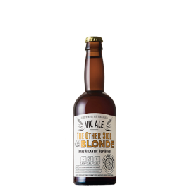 "Bière Vic Ale The other side"" Blonde 33cl"