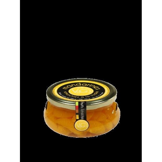 Vergers de Gascogne/ Mandarine Vodka / bocal verre 290ml