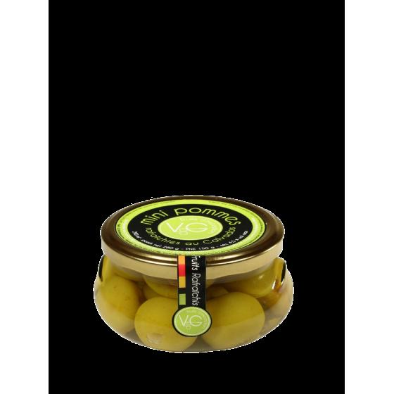 Vergers de Gascogne/ Mini-pommes / bocal verre 290ml