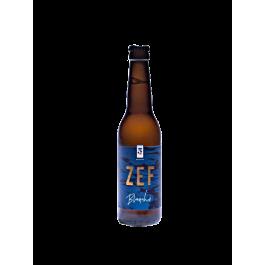 Bière Zef Blanche 33 cl