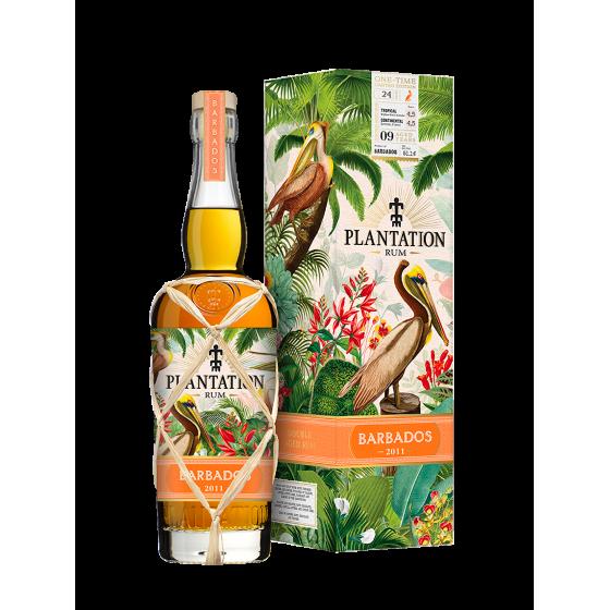 """Plantation Rum """"Barbados 2011"""""""