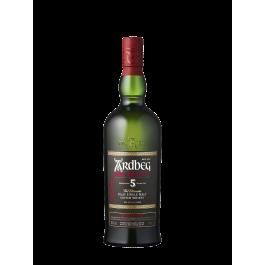 "Whisky ARDBEG ""Wee Beastie"" 5 ans"
