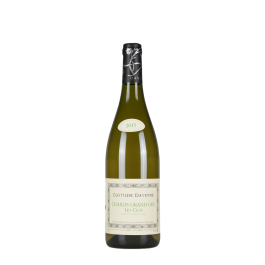 "Domaine Clotilde Davenne  ""Les Clos"" Chablis Grand Cru Blanc 2015"