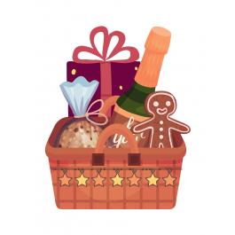 """Coffret """"La Box des Gourmands"""""""