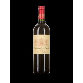 Château Le Crock St Estèphe Rouge 2017