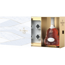 "Cognac Coffret Richard Hennessy ""Expérience XO"""