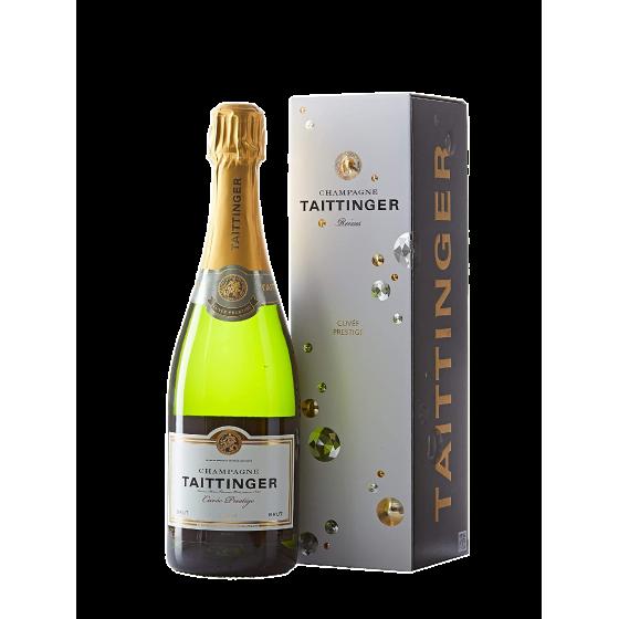 "Taittinger champagne  ""Cuvée Prestige"" Brut"