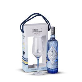 Gin Citadelle Coffret + 1 verre