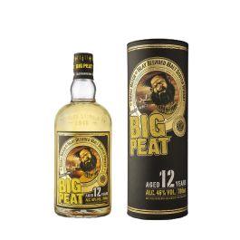 Whisky Big Peat 12 Ans D'âge