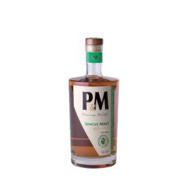 """P & M """"Tourbé"""" Single Malt"""