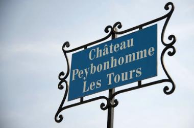 La famille à la tête du Château Peybonhomme-Les-Tours