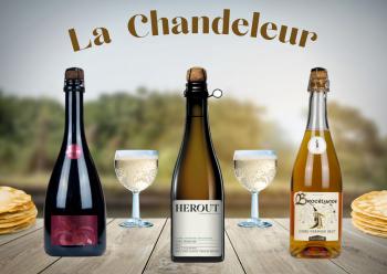 Pour La Chandeleur un bon Cidre !