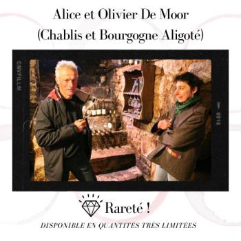 Alice et Olivier De Moor – (Chablis et Bourgogne Aligoté)